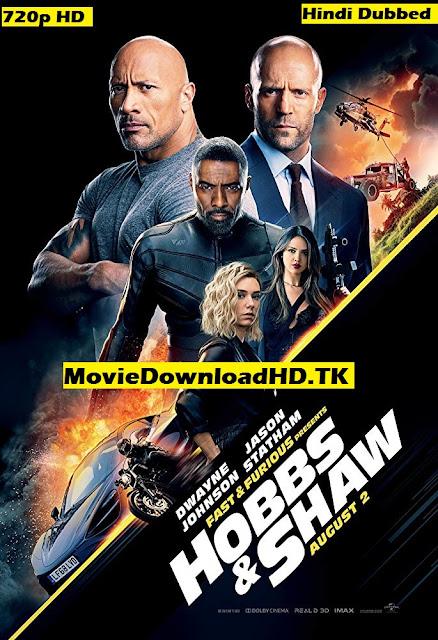 Fast & Furious Presents Hobbs & Shaw 2019 Hindi Download HD 720p/480p