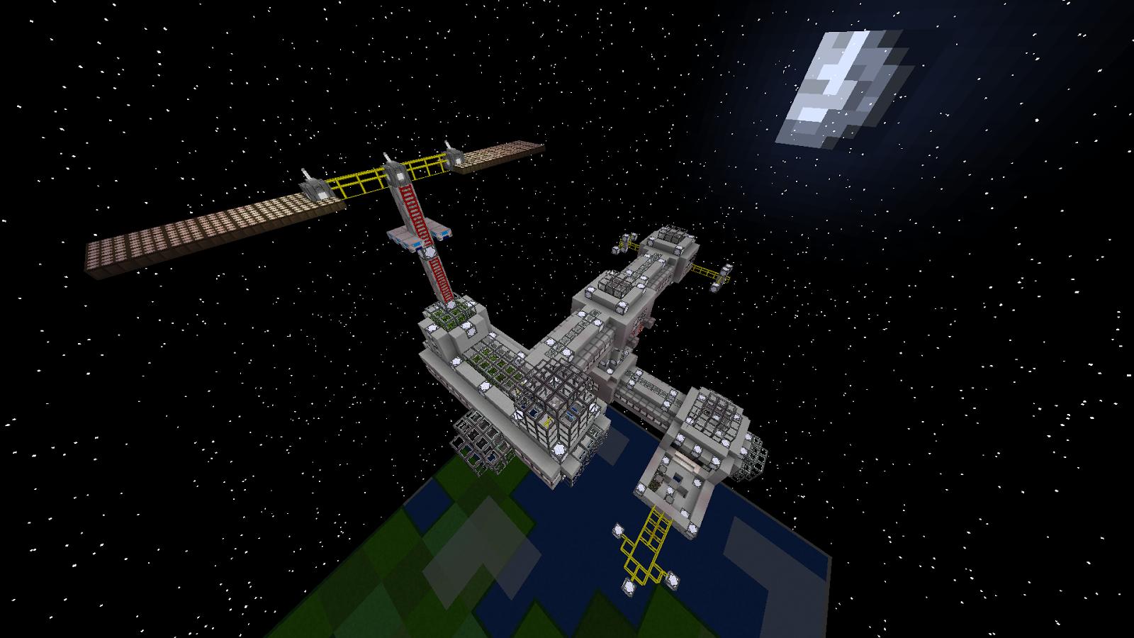 spacecraft galacticraft - photo #2