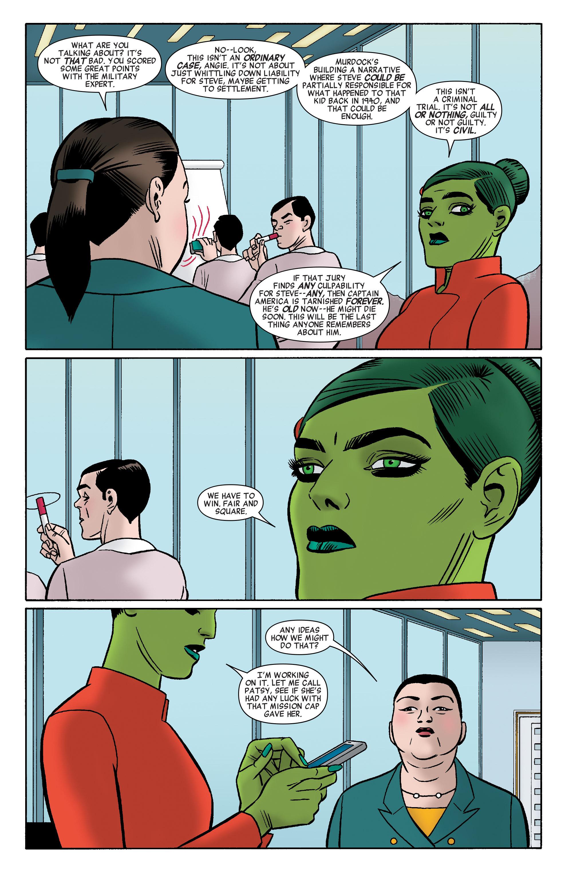Read online She-Hulk (2014) comic -  Issue #9 - 13