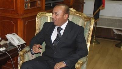 محافظ المنوفية هشام عبد الباسط