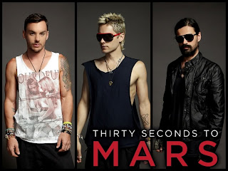 I Belive in Music: 30 seconds to mars