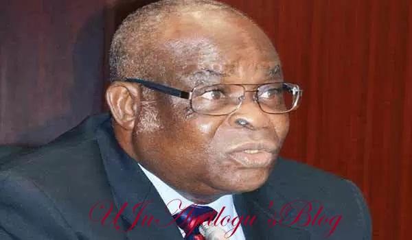 I'm ready for probe, chief justice of Nigeria tells EFCC