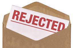 5 Tips Jitu Menghadapi Penolakan Naskah
