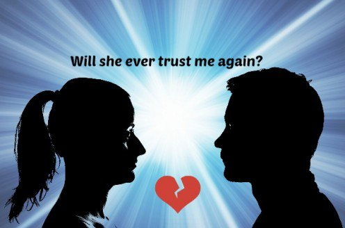 How to make my wife trust me again | How to Build Trust in