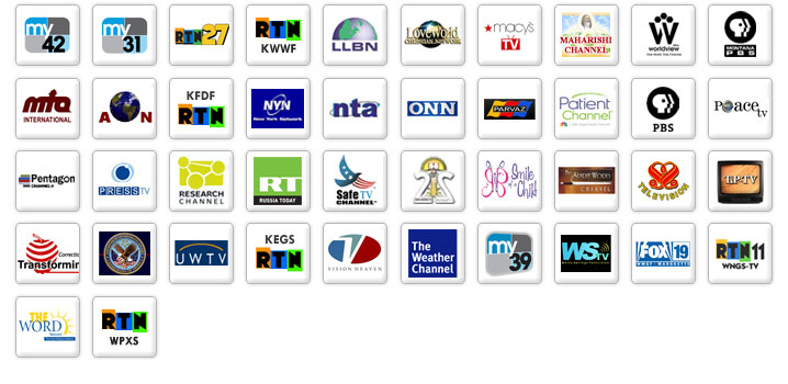 Sell My Tv: A digital TV channel list is now available