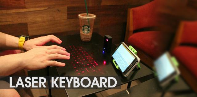 Jual Laser Keyboard