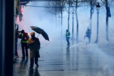 La France a plus de protestations