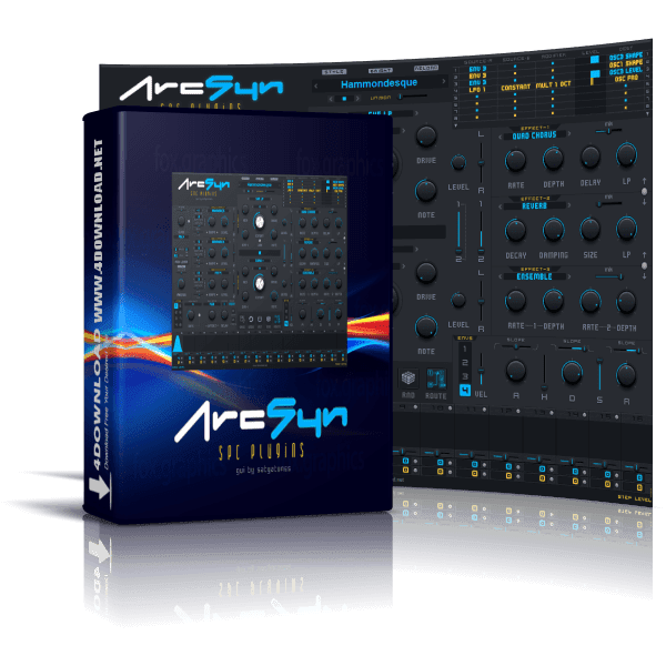 SPC Plugins - ArcSyn Synthesizer v3.0.0 Full version
