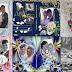 15 DVDs portadas BODAS plantillas psd