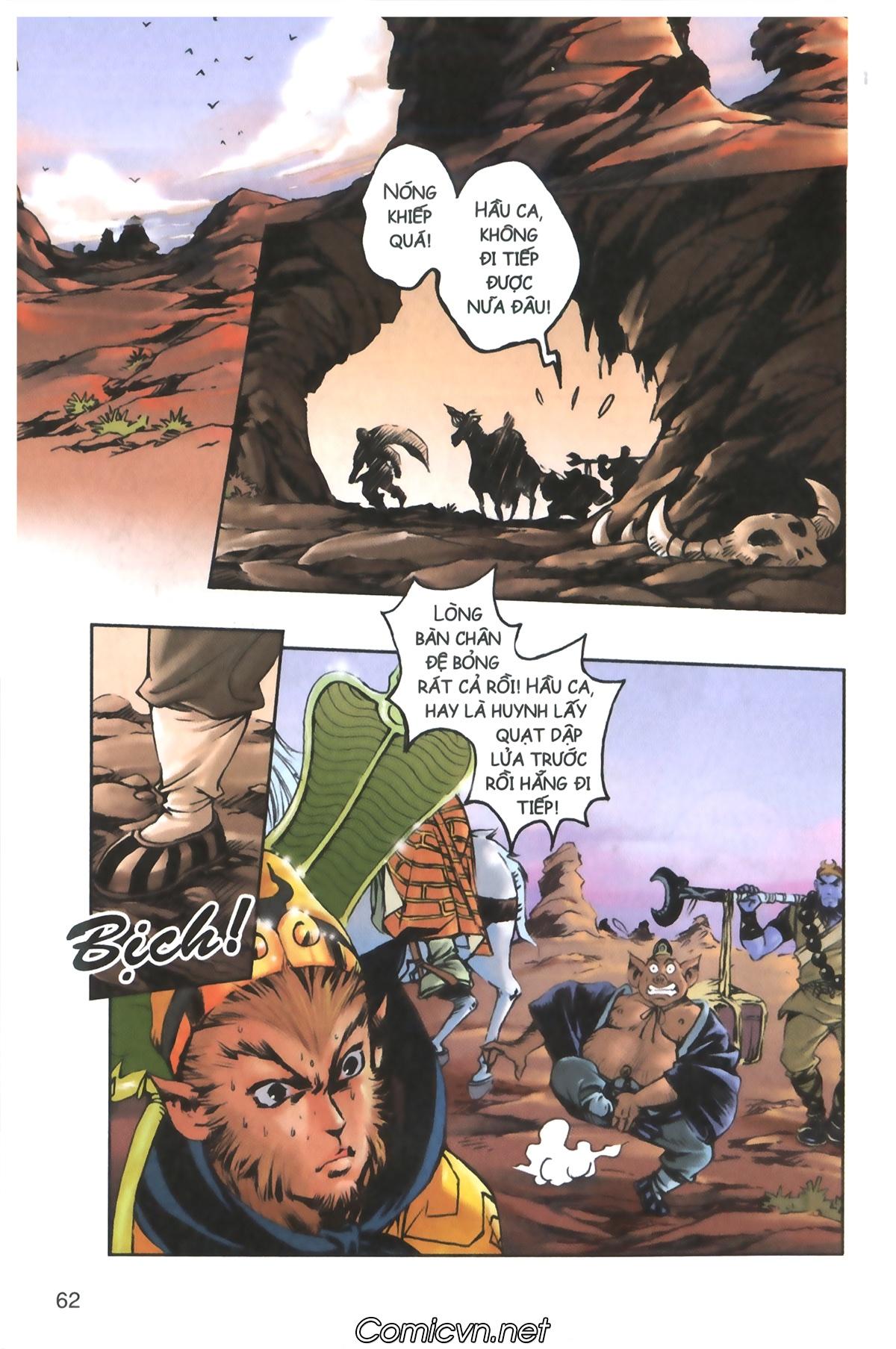 Tây Du Ký màu - Chapter 106 - Pic 17