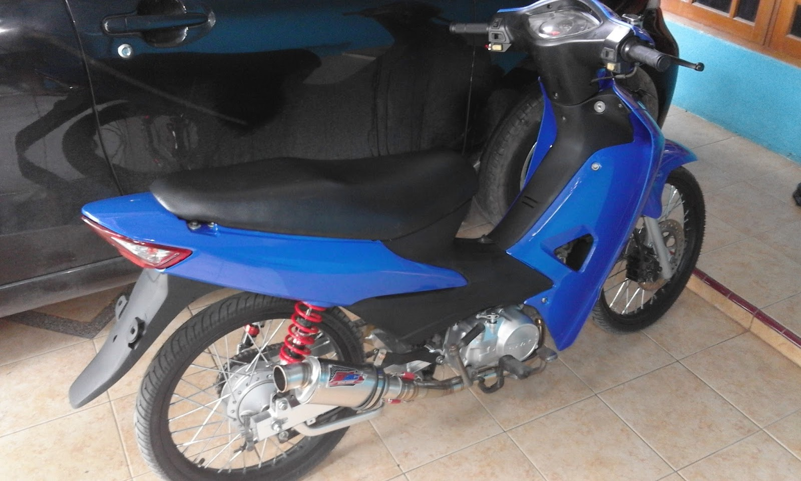 supra fit thailook terkeren