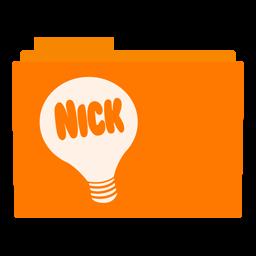 Nicklodean Folder Icon