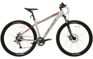Stolen Bicycle - Carrera Hellcat Limited Edition