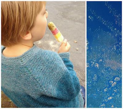 b41ec1b9 Silkesauen: VARM AV FROST - frosty sweater