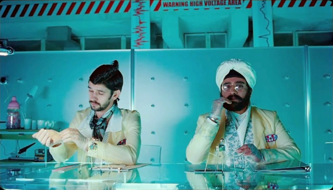 the zero theorem ben whishaw sanjeev bhaskar