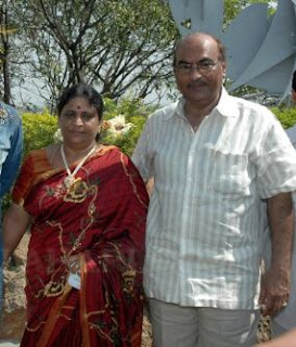 A Kodanda Ramireddy Family Husband Parents children's Marriage Photos