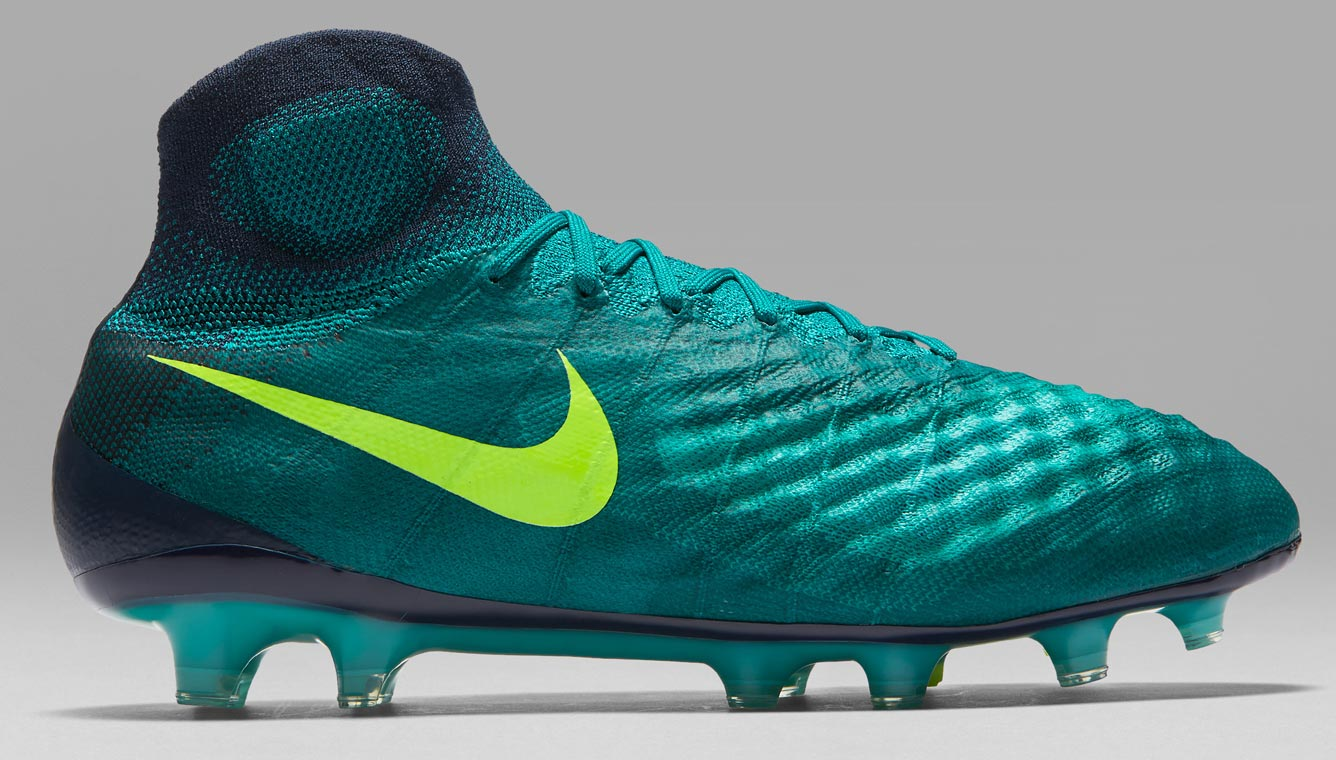 Rio Teal Nike Magista Obra II 2016-2017 Boots Released ...