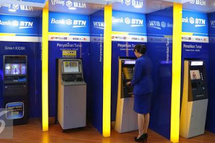 Daftar ATM Setoran Tunai Bank BTN di Bekasi dan Tangerang