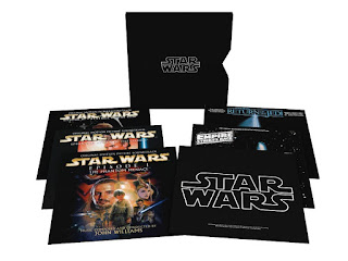 Star Wars™ - The Ultimate Editions Of The Original Film Soundtracks