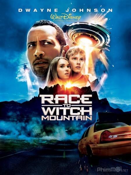 Cuoc dua den nui phu thuy - Race To Witch Mountain 2009 Vietsub