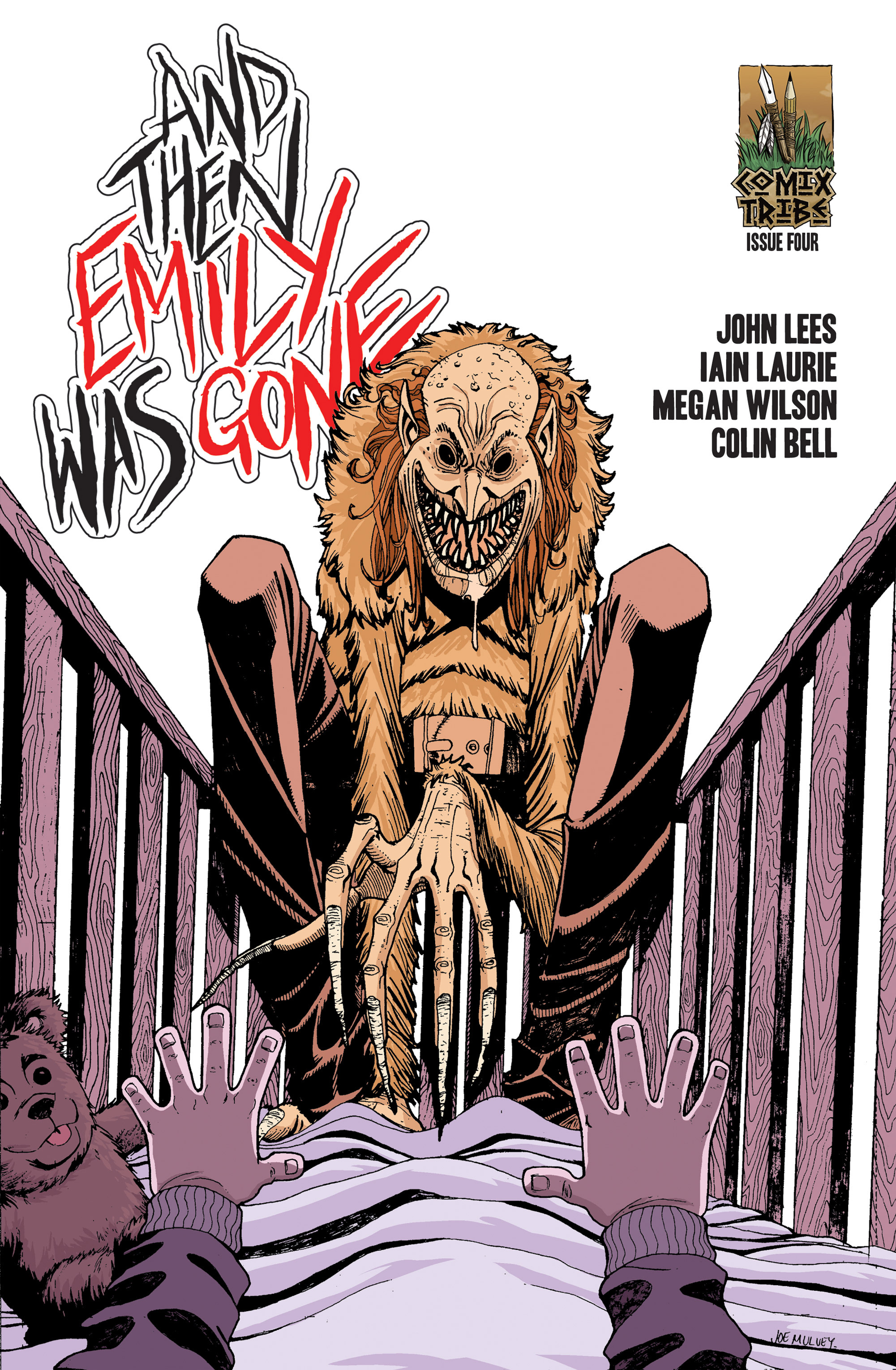 Read online And Then Emily Was Gone comic -  Issue #4 - 1