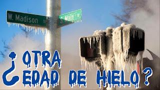 Las 3 catástrofes que desencadenarían una edad de hielo