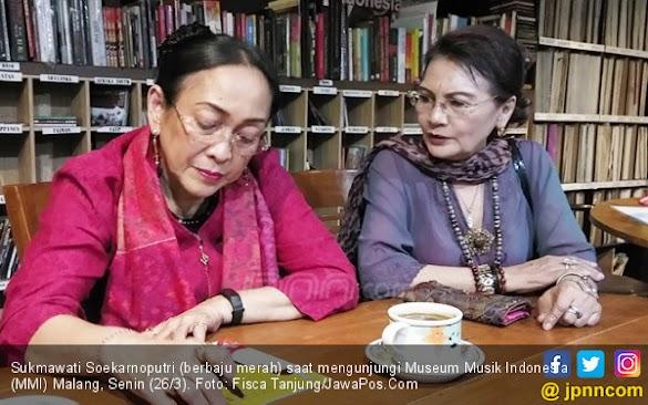 Yakini Sukmawati Hina Islam, Habib Novel Besok Lapor Polisi