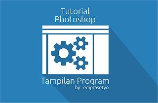Tutorial Desain Grafis Mengenal Tampilan Program Adobe Photoshop