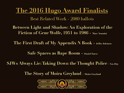 2016 Hugos Best Related Work