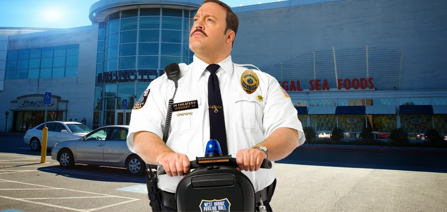 Kevin James revine în Paul Blart: Mall Cop 2