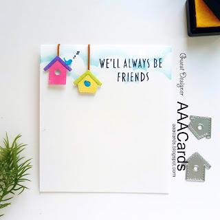 CAS card, friendship card