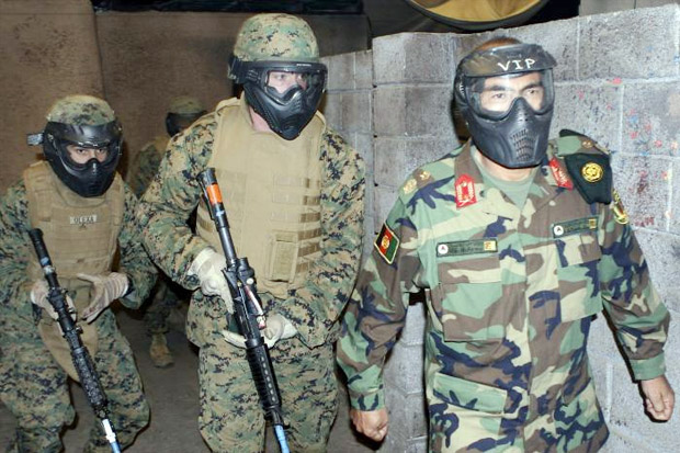 Ikuti Latihan Militer di AS Puluhan Pasukan Afghanistan Menghilang