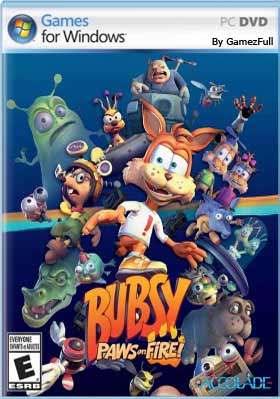 Bubsy Paws on Fire! PC Full Español