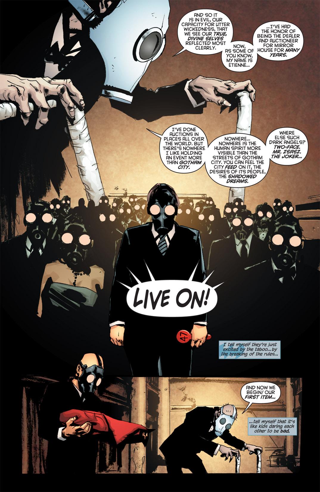 Detective Comics (1937) 872 Page 19