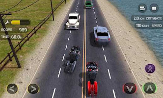 Race The Traffic Moto Mod Apk