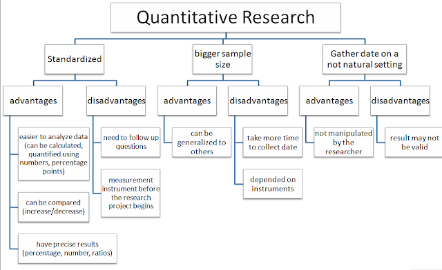 A description of quantitative research