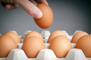 Begini Cara Diet Sehat Alami Dengan Telur