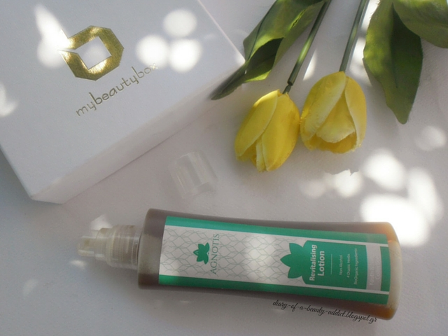 Agnotis Pure Philoshophy│Revitalising Lotion