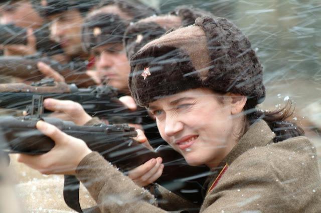 Olga - 5 filmes que abordam feminismo