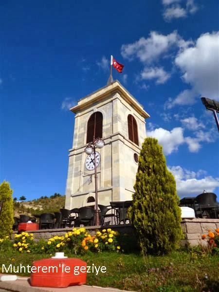 Kastamonu Clock Tower