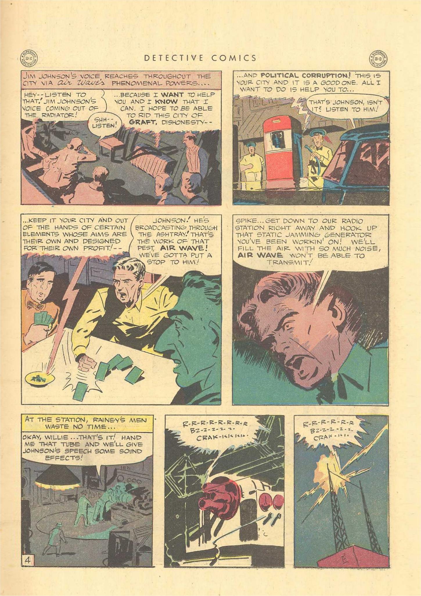 Read online Detective Comics (1937) comic -  Issue #109 - 27