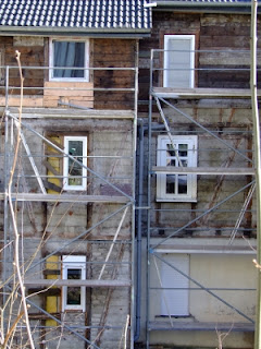 Steigerung der Energieeffizienz durch Maßnahmen im Gebäudebereich
