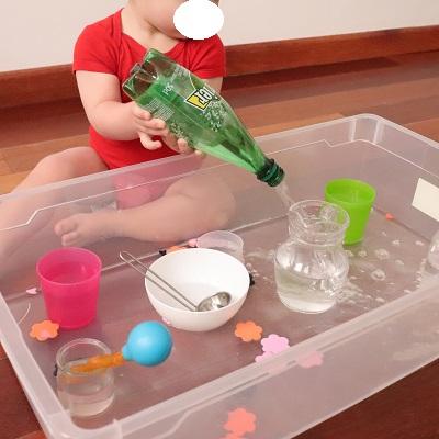 activité pour bébé