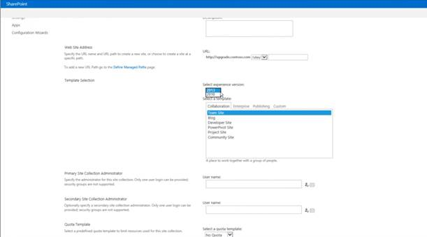 Migration from SharePoint 2010 to SharePoint 2013