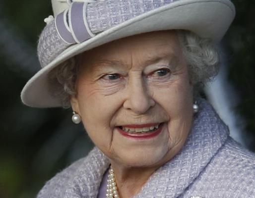rainha elizabeth 2