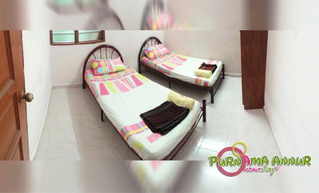 Homestay Gerik Purnama Annur | Rumah sewaan harian bercirikan bajet tapi terbaikk
