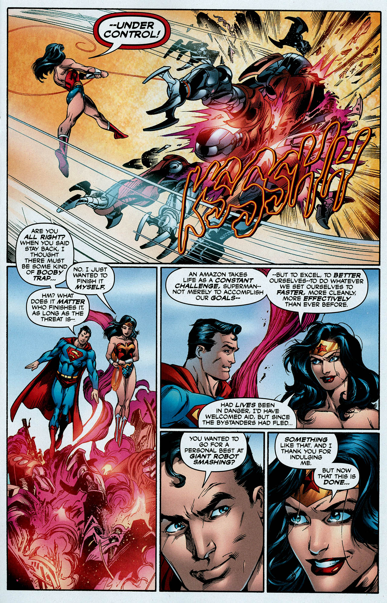 Read online Trinity (2008) comic -  Issue #2 - 15
