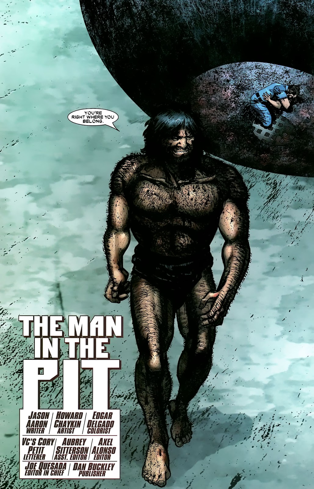 Read online Wolverine (2003) comic -  Issue #56 - 35