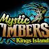 Saiba tudo sobre a Mystic Timbers, nova montanha russa de madeira do Kings Island
