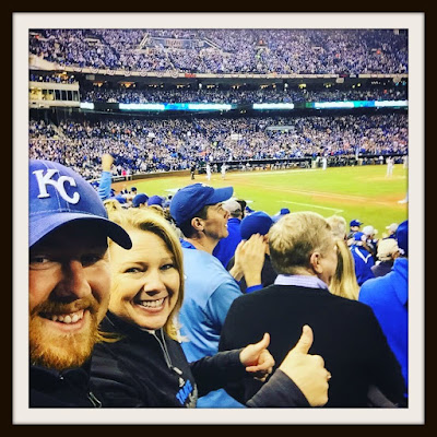 Thanksgiving 2015 - I Am Thankful - Royals Game 2 of World Series